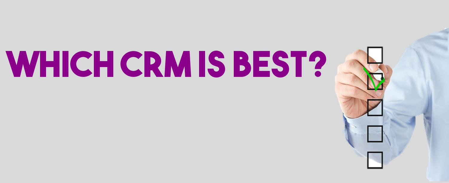 Which CRM is best
